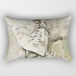 Ballerine Rectangular Pillow