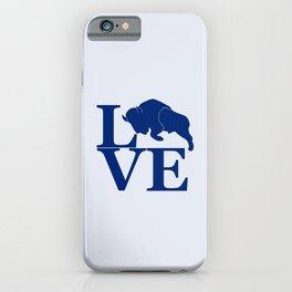 Lovin' Buffalo iPhone Case
