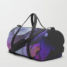 A Violet Gaze Duffle Bag