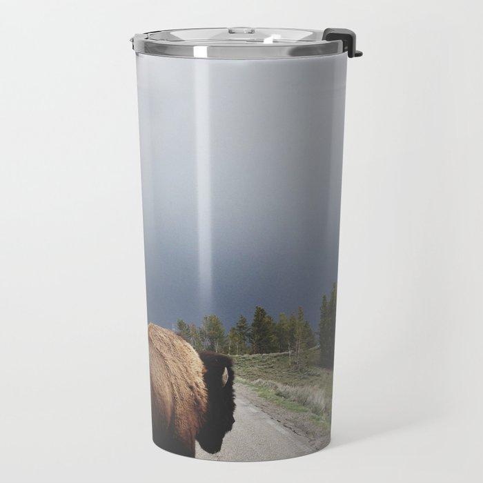 Street Walker Travel Mug