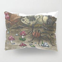 Little Worlds: The Harvest Pillow Sham