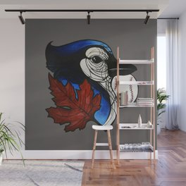Blue Jays Wall Mural
