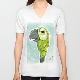 Just a Spoonful of Awesome Unisex V-Neck