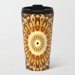 Alchemy of the Mind Mandala Travel Mug