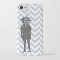 sci fi iPhone & iPod Cases featuring Sci-Fi Geek by Jade Deluxe