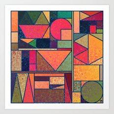 Kaku Decena Art Print