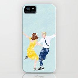 La La Land Movie Poster iPhone Case