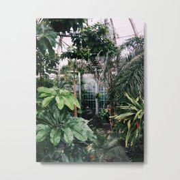 Jungle Vibes Metal Print