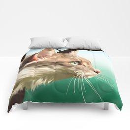 Destin, My Beautiful Kitten Comforters