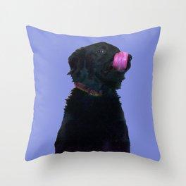 Slurpee Throw Pillow