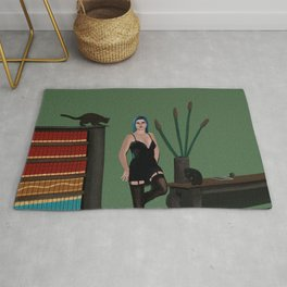 All Dressed Up Rug