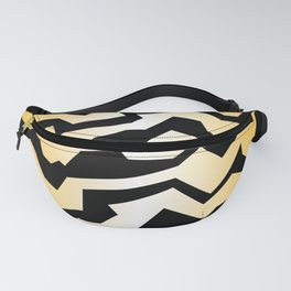 Polynoise tiger Fanny Pack