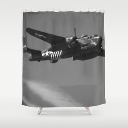 B-25H  Shower Curtain