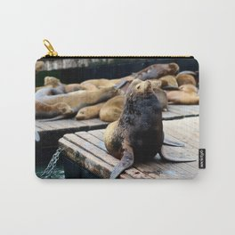 Posing Carry-All Pouch