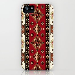 AntiqueAnatoliaMotif iPhone Case