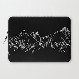 Night Watch :: Tantalus :: Single Line Laptop Sleeve