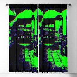 Coffee Lobby Blackout Curtain