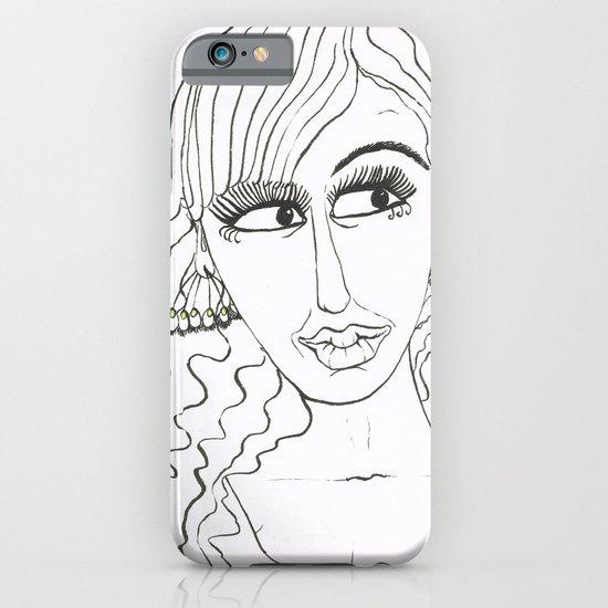 Maryja iPhone & iPod Case