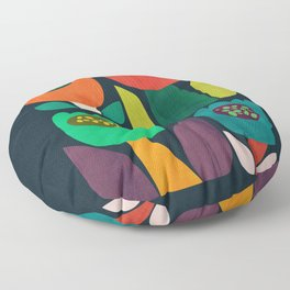 Flourish Floor Pillow