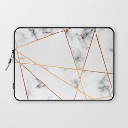 Marble Geometry 054 Laptop Sleeve