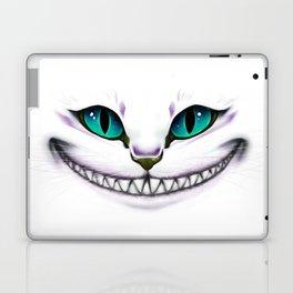 CHESIRE SMILE Laptop & iPad Skin