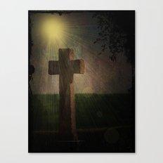 Im Licht Canvas Print