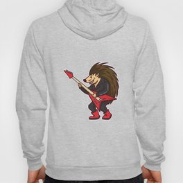 Guitar hedgehog Hoody
