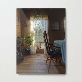 Dining Room  Metal Print