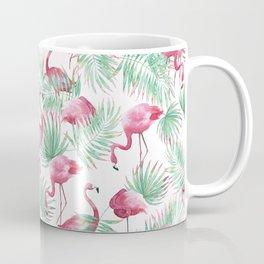 Flamingo Paradise Coffee Mug