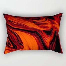 Solipsistic Meanderings Rectangular Pillow