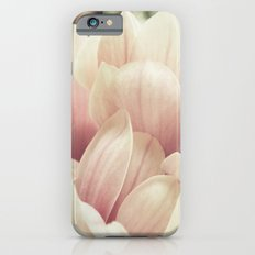 A Waterfall of Blooms Slim Case iPhone 6s