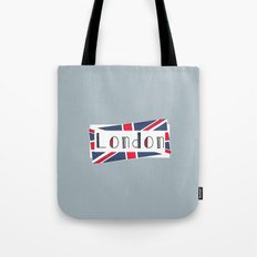 Home, Love, Illustration, Heart, london  Tote Bag