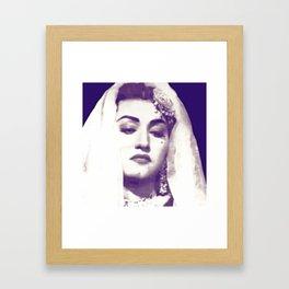 Filmy Framed Art Print