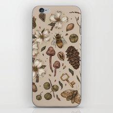 Nature Walks (Light Background) iPhone & iPod Skin