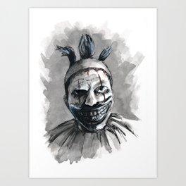 Clown  Art Print