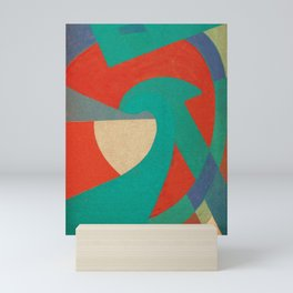 Oxóssi Mini Art Print