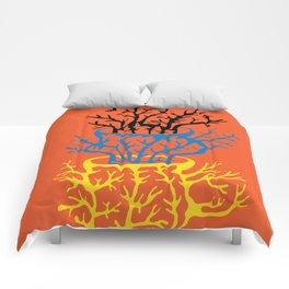 matisse coral Comforters