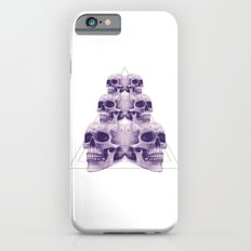 ☠ 6 skulls ☠ iPhone 6s Slim Case