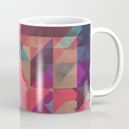 Risograph 1/Diamond Coffee Mug
