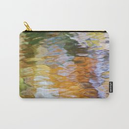 Water Abstract Art Carry-All Pouch