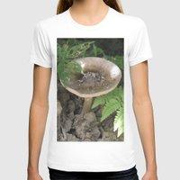 mushroom T-shirts featuring Mushroom by Kelsey Adams
