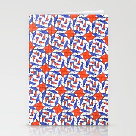 Pinwheels  Stationery Cards
