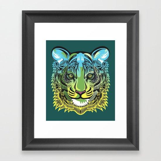 Nocturnal Predator Framed Art Print