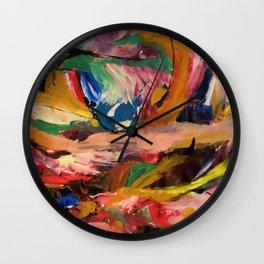 vivre encore Wall Clock