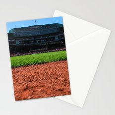 From Centerfield - Boston Fenway Park, Red Sox Stationery Cards