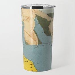 Mary Cassatt - Under the Horse-Chestnut Tree Travel Mug