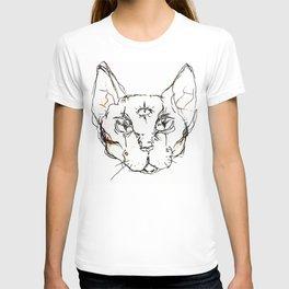 3rd Eye Mau T-shirt