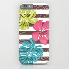 Tropical Leaves iPhone 6s Slim Case
