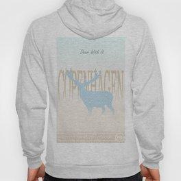 Copenhagen - Deer With It Hoody