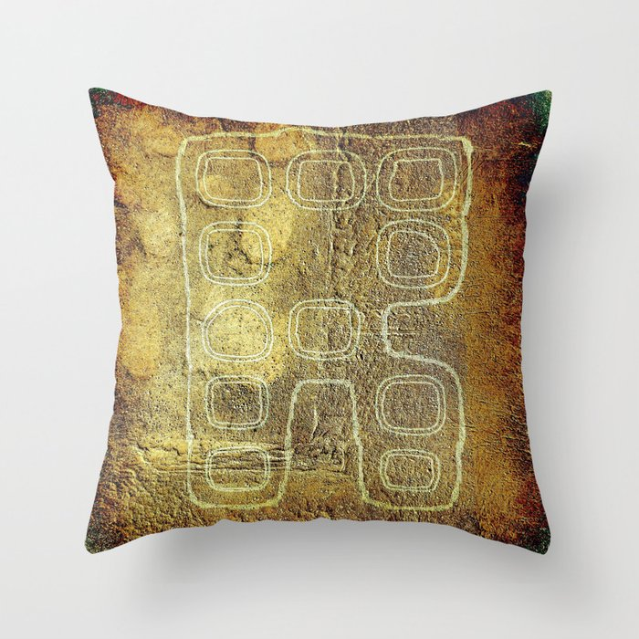 ANDROID Throw Pillow